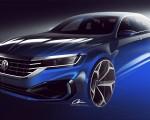 2020 Volkswagen Passat Design Sketch Wallpaper 150x120 (25)