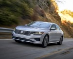 2020 Volkswagen Passat Front Three-Quarter Wallpapers 150x120 (3)