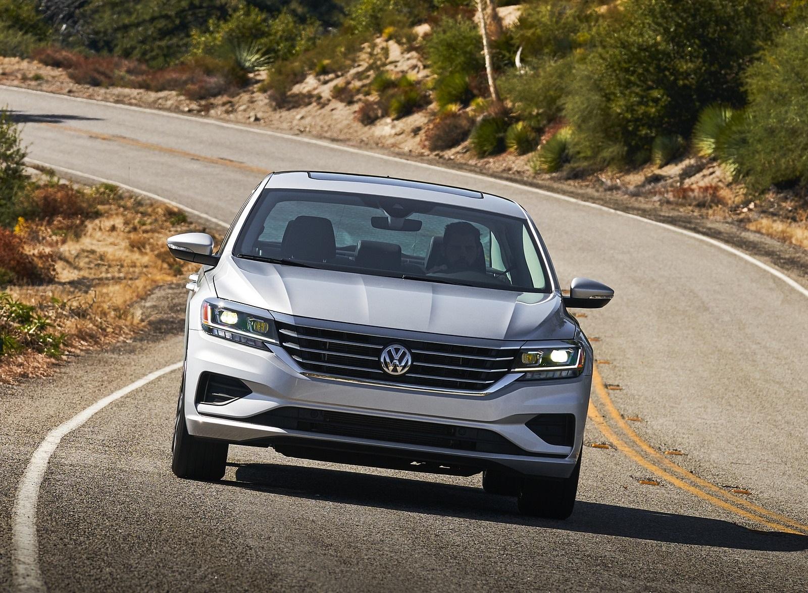 2020 Volkswagen Passat Front Wallpapers (7)