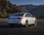 2020 Volkswagen Passat Rear Three-Quarter Wallpapers 150x120 (32)