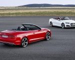 2018 A5 Cabrio and 2018 Audi S5 Cabriolet (Color: Misano Red) Wallpaper 150x120 (14)