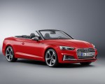 2018 Audi S5 Cabriolet (Color: Misano Red) Front Three-Quarter Wallpaper 150x120 (17)