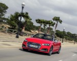 2018 Audi S5 Cabriolet (Color: Misano Red) Front Wallpaper 150x120 (6)