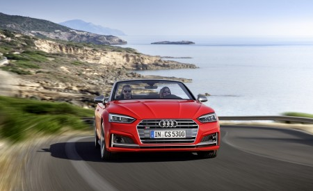2018 Audi S5 Cabriolet Wallpapers