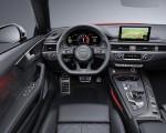 2018 Audi S5 Cabriolet (Color: Misano Red) Interior Cockpit Wallpaper 150x120 (28)