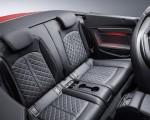 2018 Audi S5 Cabriolet (Color: Misano Red) Interior Rear Seats Wallpaper 150x120 (27)