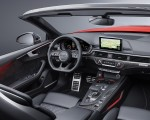 2018 Audi S5 Cabriolet (Color: Misano Red) Interior Wallpaper 150x120 (29)