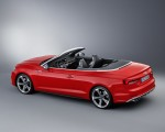 2018 Audi S5 Cabriolet (Color: Misano Red) Rear Three-Quarter Wallpapers 150x120 (21)