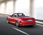 2018 Audi S5 Cabriolet (Color: Misano Red) Rear Three-Quarter Wallpaper 150x120 (3)