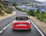 2018 Audi S5 Cabriolet (Color: Misano Red) Rear Wallpapers 150x120 (9)