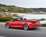 2018 Audi S5 Cabriolet (Color: Misano Red) Side Wallpaper 150x120 (10)