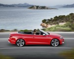 2018 Audi S5 Cabriolet (Color: Misano Red) Side Wallpaper 150x120 (4)