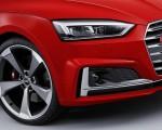2018 Audi S5 Cabriolet Headlight Wallpaper 150x120 (24)