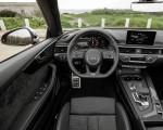 2018 Audi S5 Cabriolet Interior Cockpit Wallpaper 150x120 (33)