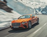 2018 Bentley Continental GT (Color: Orange Flame) Front Three-Quarter Wallpapers 150x120 (6)