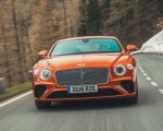 2018 Bentley Continental GT (Color: Orange Flame) Front Wallpapers 150x120 (7)