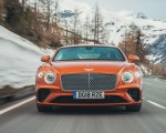 2018 Bentley Continental GT (Color: Orange Flame) Front Wallpapers 150x120 (8)