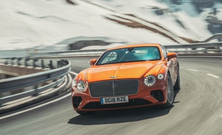 2018 Bentley Continental GT Wallpapers