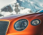 2018 Bentley Continental GT (Color: Orange Flame) Headlight Wallpapers 150x120 (23)