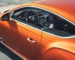 2018 Bentley Continental GT (Color: Orange Flame) Rear Three-Quarter Wallpapers 150x120 (24)