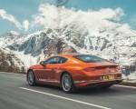 2018 Bentley Continental GT (Color: Orange Flame) Rear Three-Quarter Wallpapers 150x120 (10)
