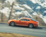 2018 Bentley Continental GT (Color: Orange Flame) Side Wallpapers 150x120 (13)