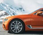 2018 Bentley Continental GT (Color: Orange Flame) Wheel Wallpapers 150x120 (21)