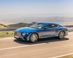 2018 Bentley Continental GT Front Three-Quarter Wallpapers 150x120 (35)