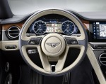 2018 Bentley Continental GT Interior Steering Wheel Wallpapers 150x120 (46)