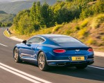 2018 Bentley Continental GT Rear Three-Quarter Wallpapers 150x120 (40)