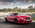 2018 Bentley Continental GT Supersports Coupe (Color: St. James Red) Front Three-Quarter Wallpapers 150x120 (1)