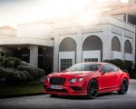 2018 Bentley Continental GT Supersports Coupe (Color: St. James Red) Front Three-Quarter Wallpapers 150x120 (10)