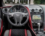 2018 Bentley Continental GT Supersports Coupe (Color: St. James Red) Interior Cockpit Wallpapers 150x120 (42)