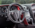 2018 Bentley Continental GT Supersports Coupe (Color: St. James Red) Interior Steering Wheel Wallpapers 150x120 (35)