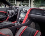2018 Bentley Continental GT Supersports Coupe (Color: St. James Red) Interior Wallpapers 150x120 (45)