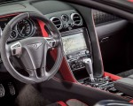 2018 Bentley Continental GT Supersports Coupe (Color: St. James Red) Interior Wallpapers 150x120 (46)