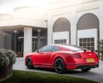 2018 Bentley Continental GT Supersports Coupe (Color: St. James Red) Rear Three-Quarter Wallpapers 150x120 (15)