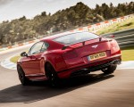 2018 Bentley Continental GT Supersports Coupe (Color: St. James Red) Rear Three-Quarter Wallpapers 150x120 (13)