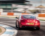2018 Bentley Continental GT Supersports Coupe (Color: St. James Red) Rear Wallpapers 150x120 (16)