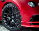 2018 Bentley Continental GT Supersports Coupe (Color: St. James Red) Wheel Wallpapers 150x120 (17)
