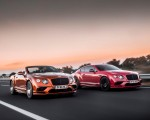 2018 Bentley Continental GT Supersports Coupe and Bentley Continental GT Convertible Wallpapers 150x120 (8)