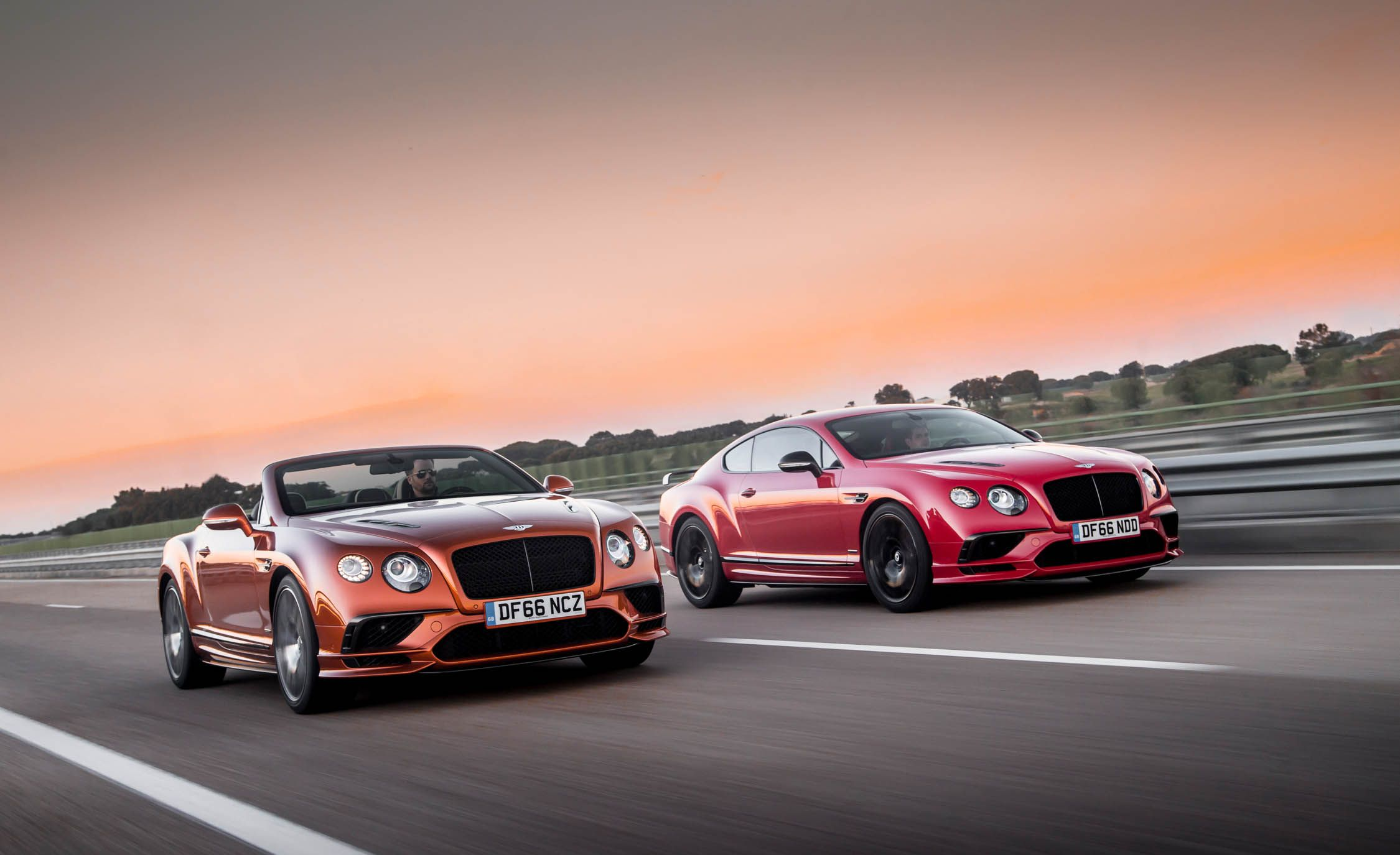 2018 Bentley Continental GT Supersports Coupe and Bentley Continental GT Convertible Wallpapers (9)