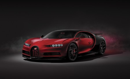 2018 Bugatti Chiron Sport Wallpapers