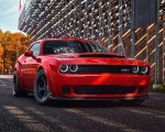 2018 Dodge Challenger SRT Demon Front Three-Quarter Wallpapers 150x120 (49)