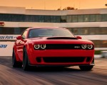 2018 Dodge Challenger SRT Demon Front Three-Quarter Wallpapers 150x120 (25)