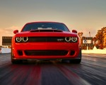 2018 Dodge Challenger SRT Demon Front Wallpapers 150x120 (38)