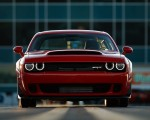 2018 Dodge Challenger SRT Demon Front Wallpapers 150x120 (16)