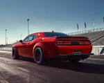 2018 Dodge Challenger SRT Demon Rear Three-Quarter Wallpapers 150x120 (40)