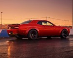 2018 Dodge Challenger SRT Demon Rear Three-Quarter Wallpapers 150x120 (29)