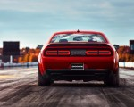 2018 Dodge Challenger SRT Demon Rear Wallpapers 150x120 (42)
